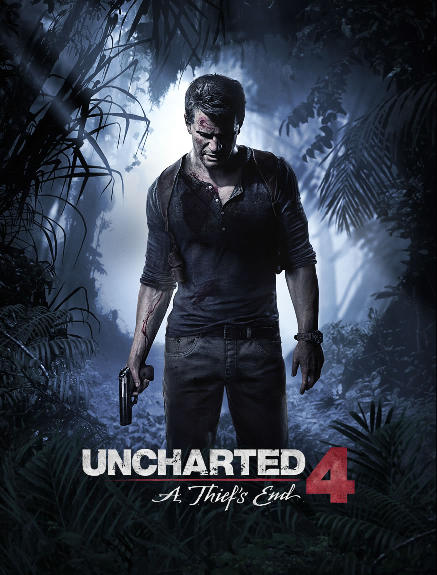 Uncharted 4 gameplay E3 2015