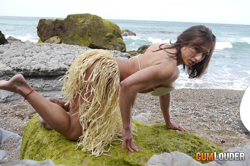 Supervividores en la isla
