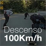 Skaters descendiendo a 100km/h
