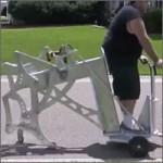 Creando una máquina andadora