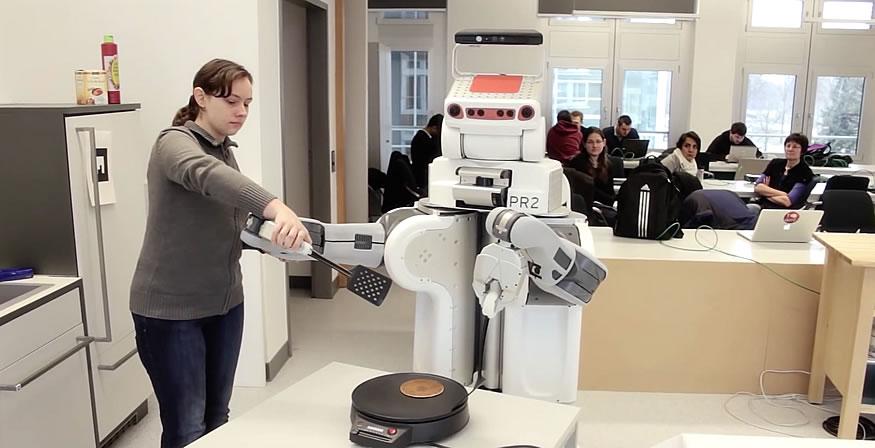Proyecto ROBOHOW o los robots congnitivos
