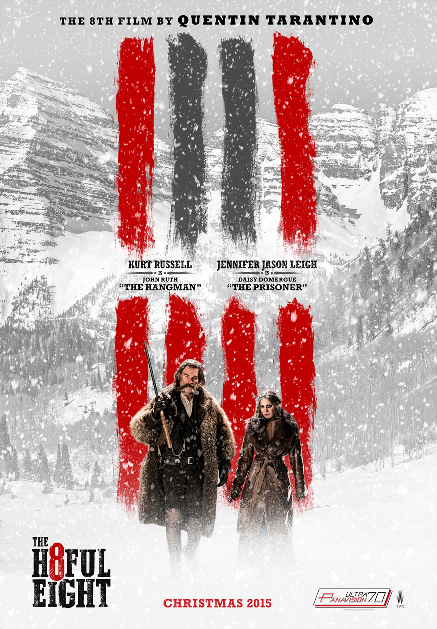The Hateful Eight subtitulado