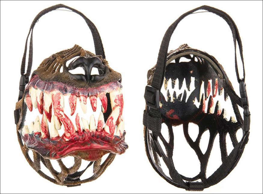Bozal con dientes