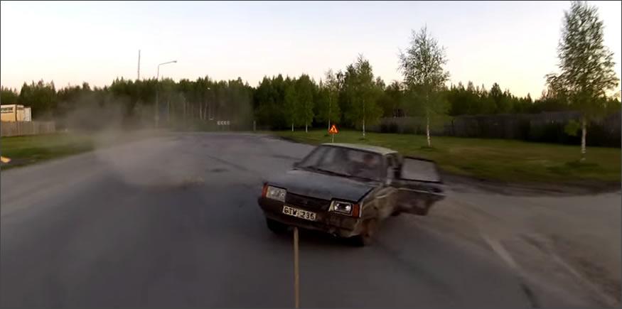 técnica de drifting