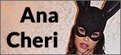 Ana Cheri será la última conejita Playboy