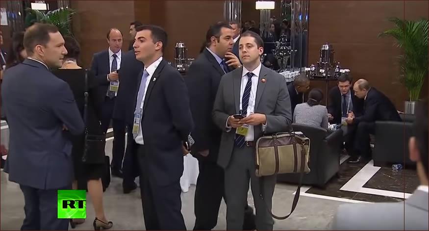 espía del G20