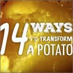 14 manjares de patata