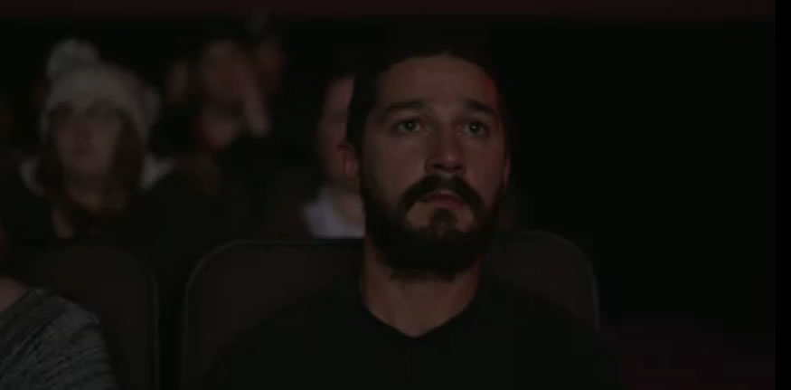 Performance de Shia LaBeouf