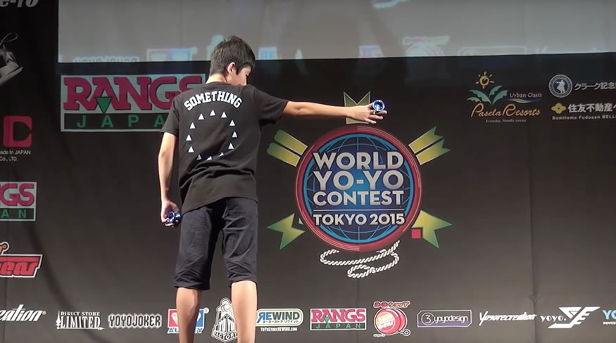 Final mundial de yo-yo en Tokio