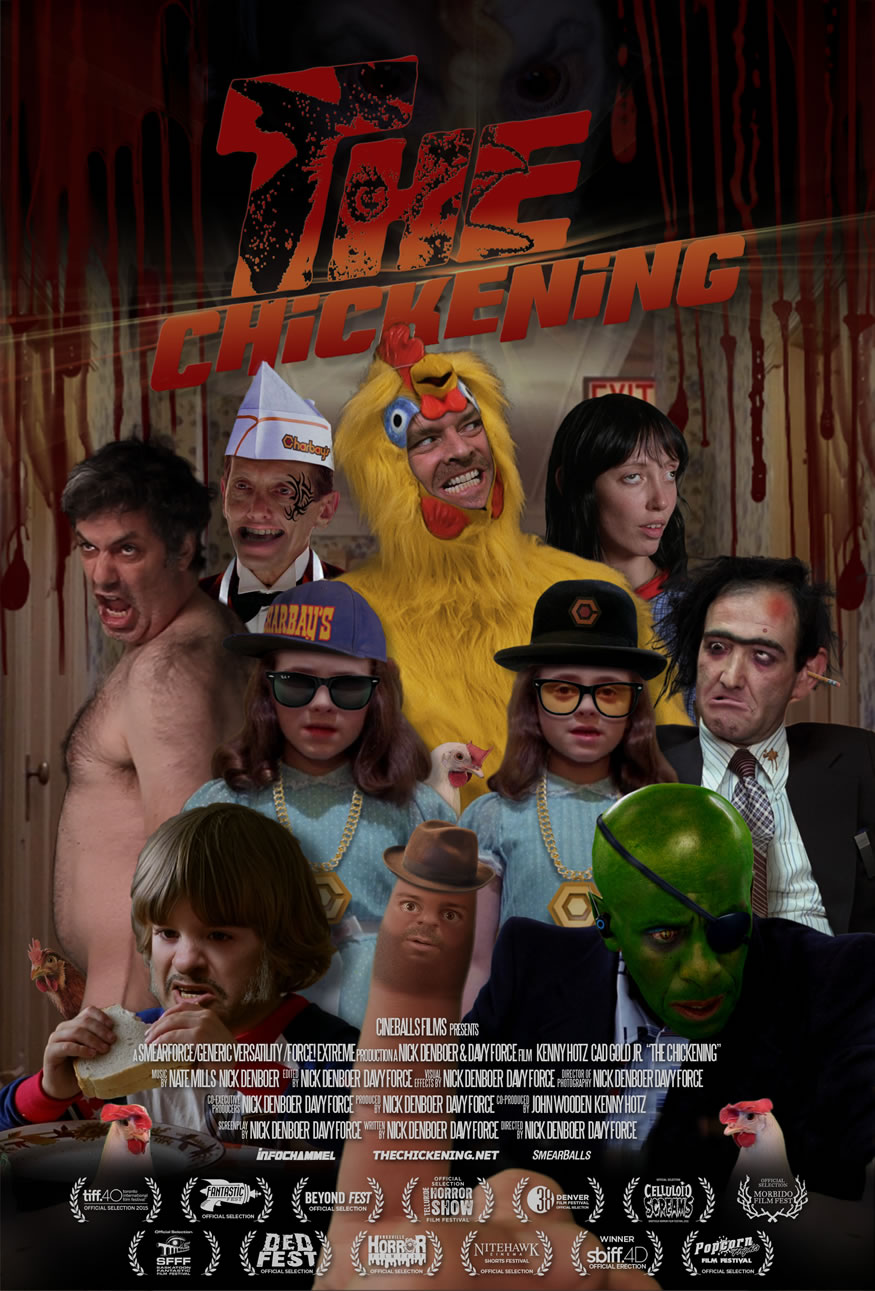 Trailer ficticio de 'The Chickening'