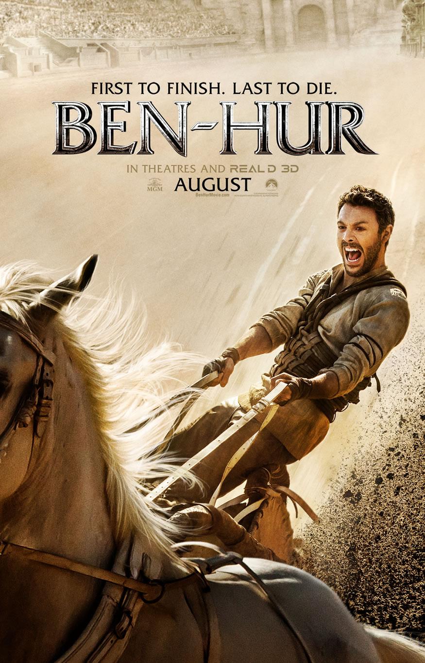 Nuevo trailer de BEN-HUR