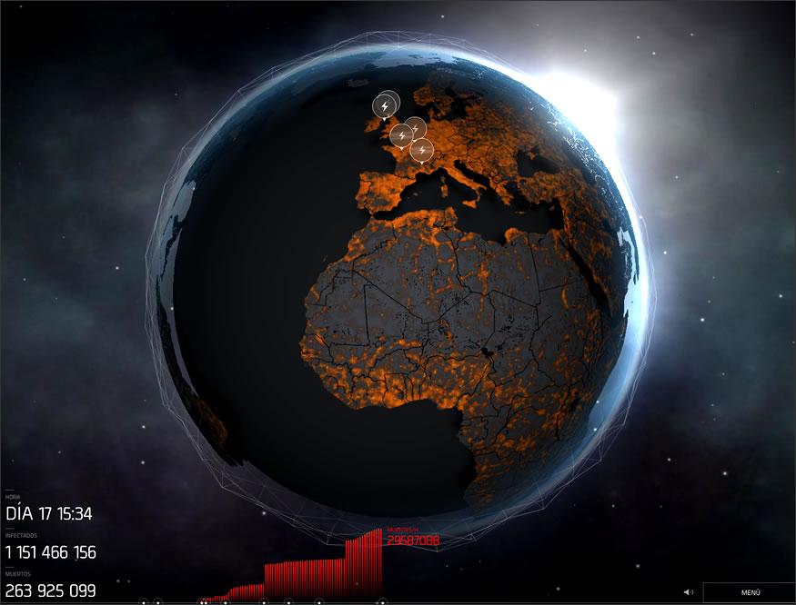 Simulador de pandemia