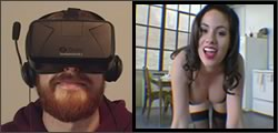 Striptease en Realidad Virtual