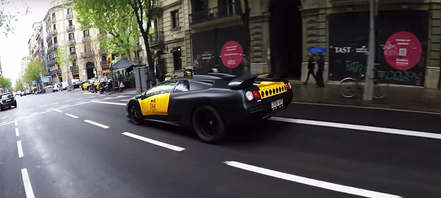 lambo-taxi