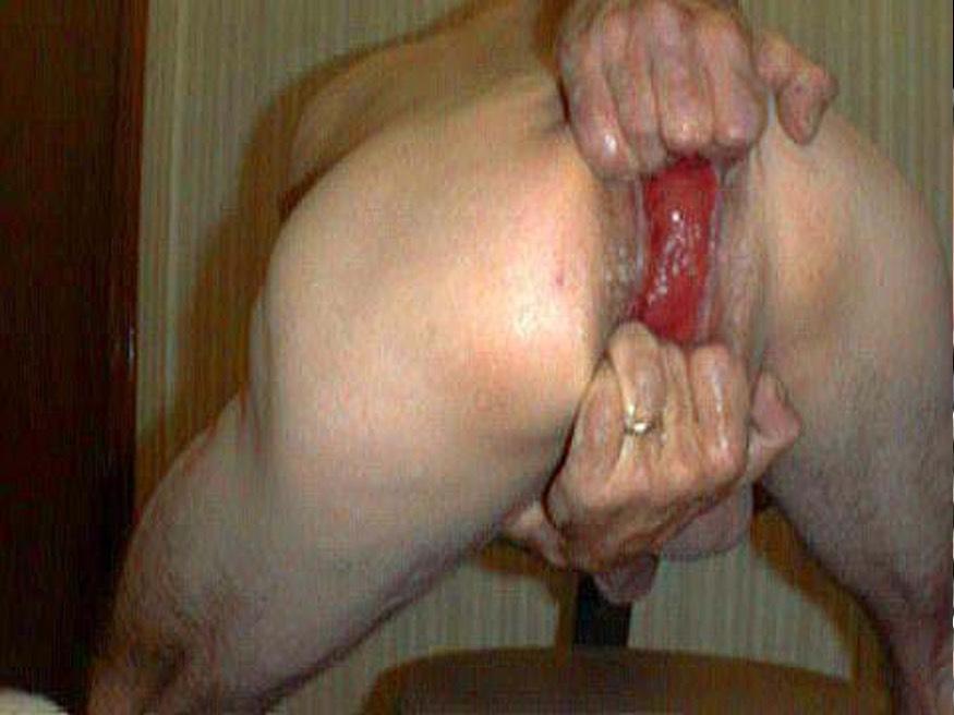 Порвать мужскую попку