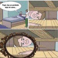 Bajo mi cama