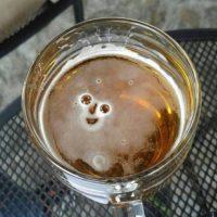Cerveza, Yo también me alegro de verte